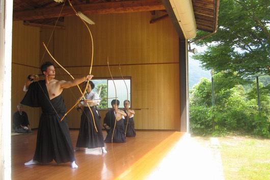 弓道練習場