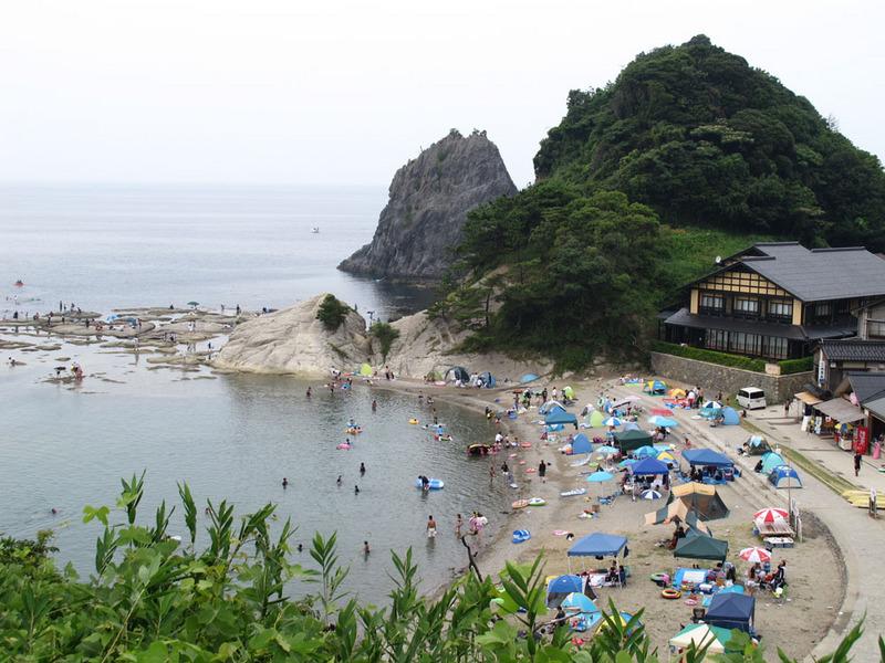 海へ行こう!今子浦海水浴場   ...